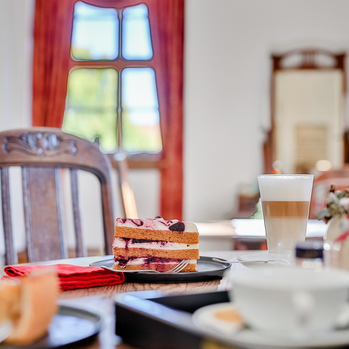 Kaffeetafel bei Reinhardts